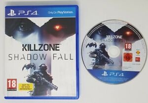 Killzone Shadow Fall PlayStation 4 Very Good Condition FAST FREE UK POST