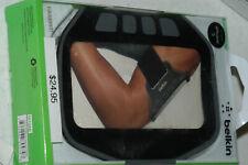 Belkin Ease-Fit Armband for iPhone 5 5S 5c SE Black Smartphone Exercise Jog J28