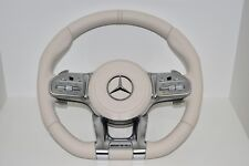 Original Mercedes-benz AMG Steering With Module Porcelain Maybach W222 C217