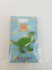 Disney Toy Story Land Rex Dino Pin Limited Release Grand Opening 2018 BoxLunch