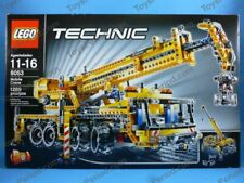 LEGO 8053 Mobile Crane Technic Retired from 2010 Sealed MISB