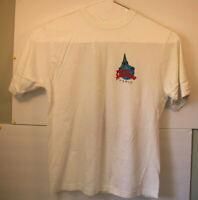 Planet Hollywood L Paris France Souvenir T-Shirt Vintage 90's