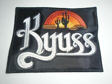 KYUSS EMBROIDERED PATCH
