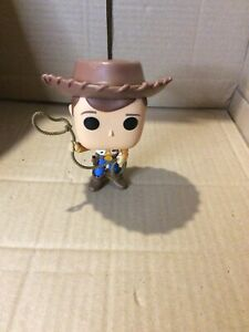 POP Disney: Toy Story 4 - Woody Funko POP! Vinyl Bobble Head #522 Out Of Box