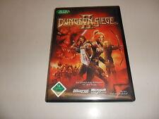 PC   Dungeon Siege II