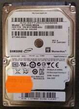 "Seagate Momentus Spinpoint M8 ST1000LM024 1Tb 2.5"" SATAII Laptop HDD 2002"