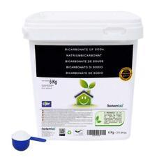 NortemBio Bicarbonate de Soude 6 Kg, Intrant la Production 6 kg