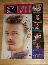 Tylko Rock * 10 1995 * David Bowie on cover * Piersi * The Cure * Rainbow * HEY