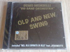 DEMO MORSELLI (feat. JOVANOTTI) - OLD AND NEW SONG - CD SIGILLATO (SEALED)