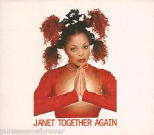 JANET JACKSON - Together Again (UK 6 Tk CD Single)
