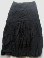 f02ff914cca4b1 NEU** VERO MODA !! Mini- Rock Gr. L // LOU // blau gemustert ...