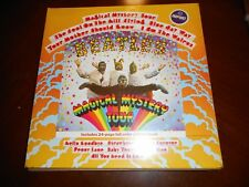 THE BEATLES MAGICAL MYSTERY TOUR VINYL LP SEALED NEW IMPORT REISSUE PCTC 255