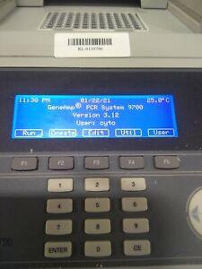 Applied Biosystems GeneAmp 9700 PCR System