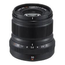 Fujifilm Fuji XF 50mm f/2 R WR Lens - Black