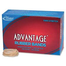 "Alliance Rubber Bands Size 14 1 lb. 2""x1/16"" Approx.2250/BX NAT 26145"
