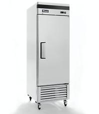 Migali C-1FB-HC Commercial Single Door Freezer Reach In 23 Cu.Ft.