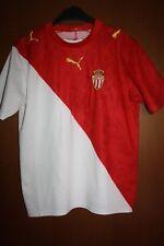 Maglia Shirt Maillot Trikot Camiseta AS Monaco Puma 06 07 France Francia
