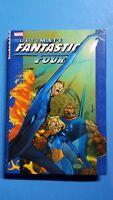 Ultimate Fantastic Four Hardcover graphic novel Vol 4 Fine