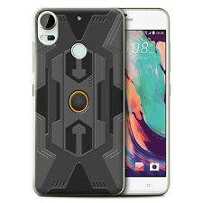 Stuff 4 Case/Case/Back Cover for HTC Desire 10 Pro/Arms