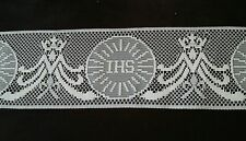Liturgical lace  Chasuble Vestment Kasel  Messgewand