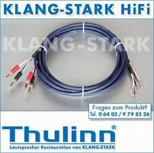 Lautsprecherkabel vorkonfektioniert für BOSE 901 2 x 3 Meter Straight  Wire USA