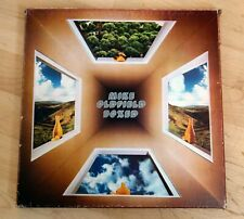 "Mike Oldfield ‎– Boxed / 4 x 12"" box set / VBOX 1"