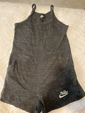 NWOT Nike Vintage romper, Black Size small