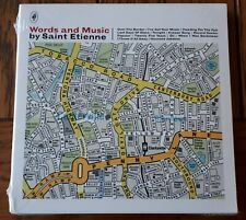 WORDS AND MUSIC BY SAINT ETIENNE US LTD. ED. TOUR EDITION 2CD SEALED!