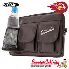 "Bag Glovebox Toolbox ""Classic"" (Faux Leather) VESPA PX PE LML GTS GTV LX T5 ET"