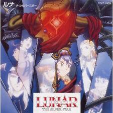 LUNAR THE SILVER STAR GAME SOUNDTRACK CD