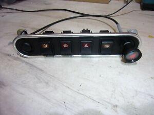 Classic Austin Rover Mini MPI 4 Switch Panel