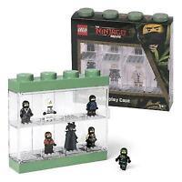 LEGO Ninjago Movie Minifigure Display Case For 8 Minifigures