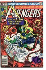 Avengers 205 Fine/Vf Marvel Comics (1963) Cbx18B *