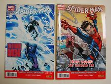 Spider-Man (Panini, Gb., 2013) Nr. 1-36 kpl. + Special + Team-Up 1-4 kpl. (Z1)