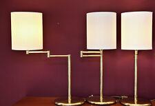 1/14  lampe  Table Lamp Tischleuchte Baulmann Gelenkarm