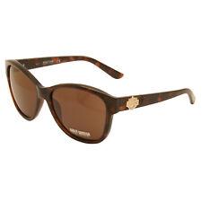 Harley Davidson - Brown Tortoiseshell Cat Eye Style Sunglasses with Case