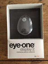 Eye One Display 2 X-Rite Monitor Kalibrierung