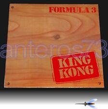 "FORMULA 3 ""KING KONG"" RARO LP SIGILLATO- LUCIO BATTISTI"