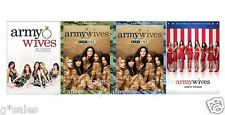 Army Wives TV Series ~ Complete Season 5-7 ~ NEW 11-DISC DVD SET