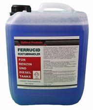 Tankreiniger + Entrostung Konzentrat Rostumwandler 5 Liter Kanister