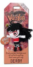 "Watchover Voodoo Doll  -  Roller Derby    3"" New Lucky Charm"