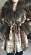 Sable-mink gorgeous coat