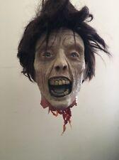 Pro Grade Rotten Head Haunted House, Horror, Halloween Prop USA Made. (AHP)