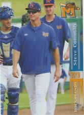 2019 Midland RockHounds Steve Connelly PC Oakland Athletics