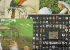 Sao Tome e Principe 10 verschiedene Blöcke