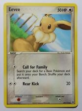 EEVEE - 69/113 EX SPECIE DELTA-Pokemon Card
