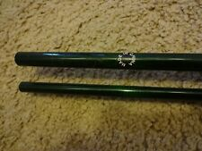 Rod Building Wrapping 13' 2pc Salmon/Steelhead Float rod blank Gloss Green