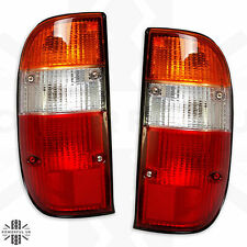 Rear Light Assemblies PAIR for Ford Ranger 1998-02 pickup truck back lamps LH+RH