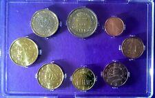 Série BU 2007 SAN MARINO (TRES RARE)  de 1 Cent, à 2 Euro - FDC