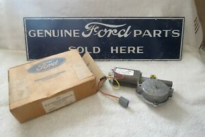 NEW OEM 1992 1993 1994 Ford Tempo LH Window Motor F23Z5423395A #1190